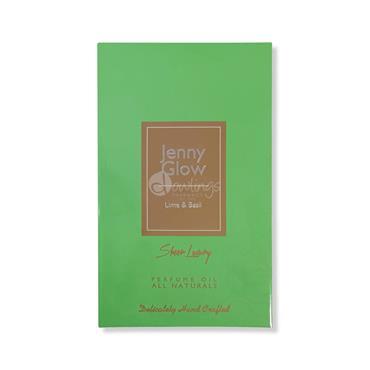 Jenny Glow Lime & Basil - Perfume Oil