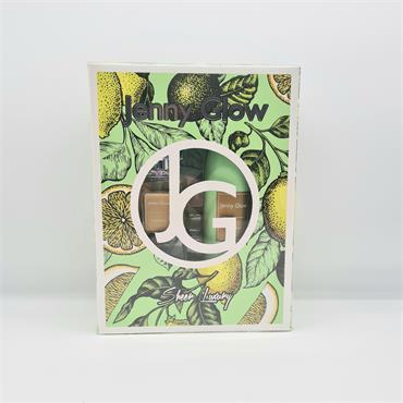 Jenny Glow Duo Gift Set -  Lime & Basil - Perfume and Body Spray