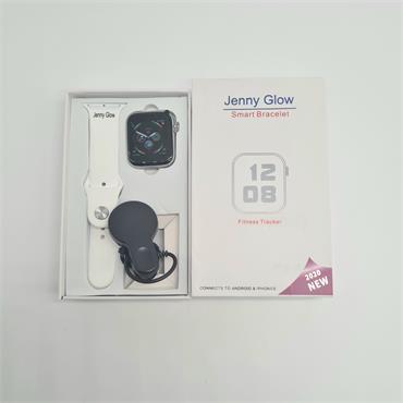 Jenny Glow Smart Braclet - White
