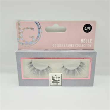Jenny Glow 3D Silk Lashes Belle