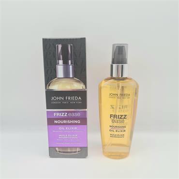 John Frieda Frizz Ease Nourishing Oil Elixir - 100ml