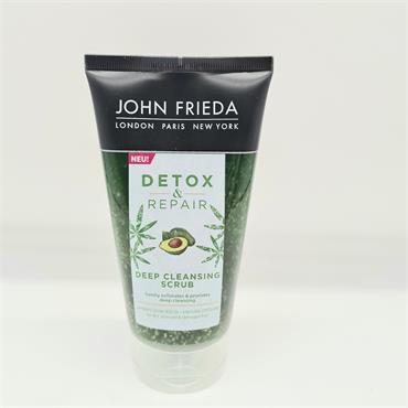 John Frieda Detox & Repair Deep Cleansing Scrub
