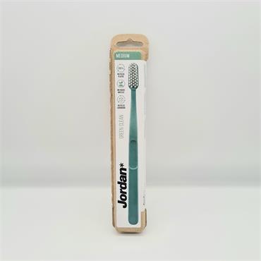Jordan Green Clean Tooth Brush Medium