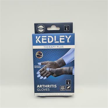 Kedley Therapy Plus Arthritis Gloves - Small