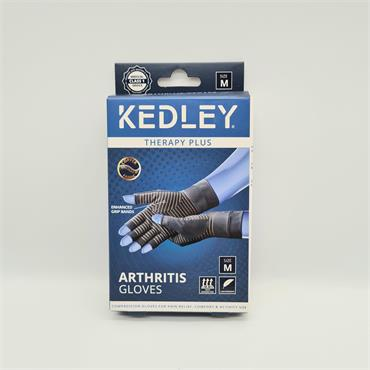 Kedley Therapy Plus Arthritis Gloves - Medium