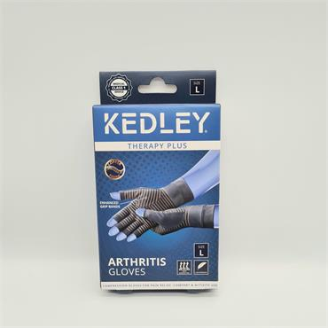 Kedley Therapy Plus Arthritis Gloves - Large