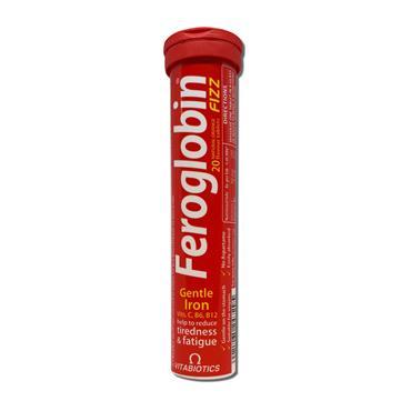 Feroglobin Fizz 20S Vitabiotocs