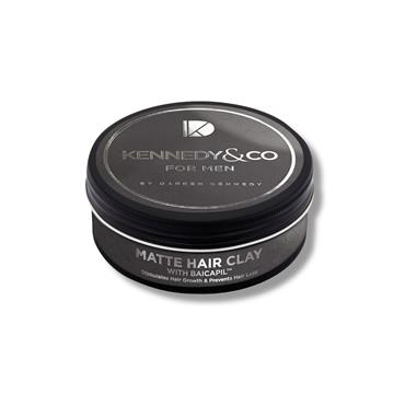 Kennedy&Co Matte Hair Clay