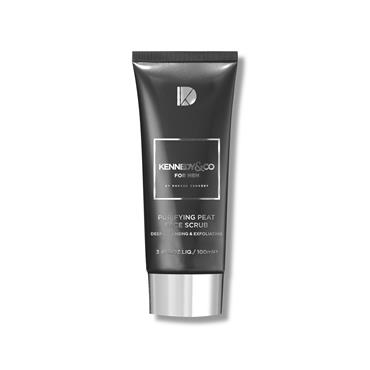 Kennedy&Co Purifying Peat Face Scrub