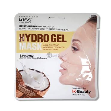 Kiss Coconut Moisturising Hydrogel Mask