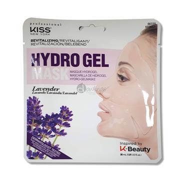 Kiss Lavender Revitalising Hydrogel Mask