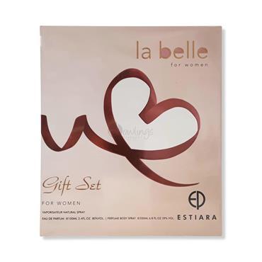 La Belle Gift Set For Women