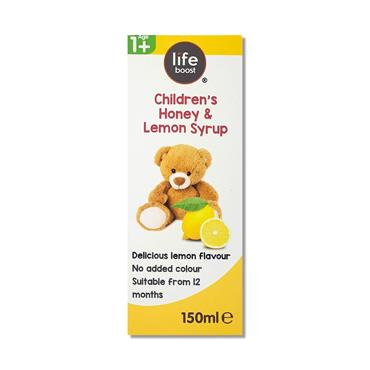 Soothie Children'S Honey And Glycerine Syrup