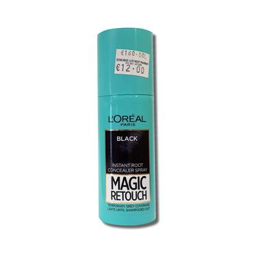 Loreal  Instant Root Touch Up - Black