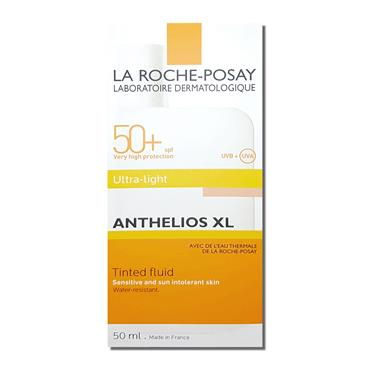 La Roche Posay SPF 50 Anthelios Xl Fluid Tinted