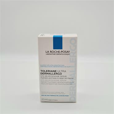 Toleriane Ultra Dermallergo Hydrates and Repairs Skin Barrier 30ml