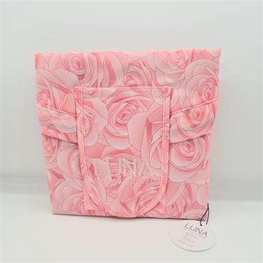 Luna Beauty Bag - Roses