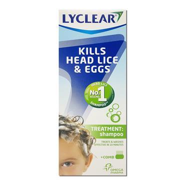 Lyclear Shampoo 200ml