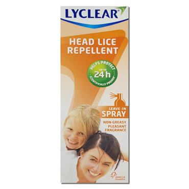 Lyclear Head Lice Repellent 100Ml