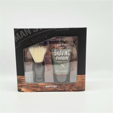 Man'stuff Shaving Giftset