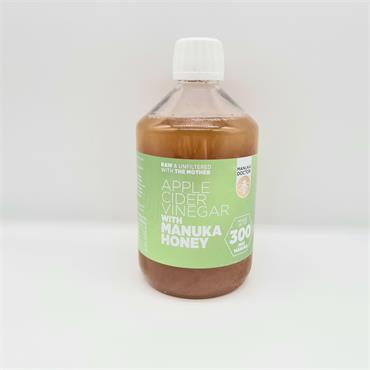 Manuke Doctor Apple Cider Vinegar With Manuka Honey