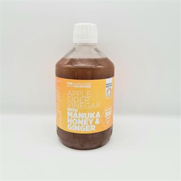 Manuke Doctor Apple Cider Vinegar With Manuka Honey & Ginger