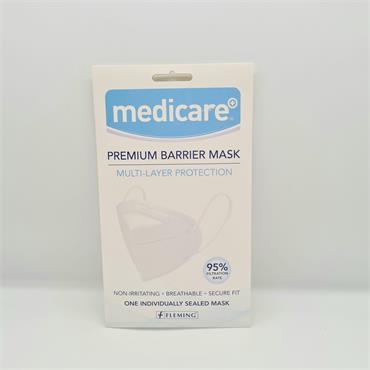 Medicare Premium Barrier Mask