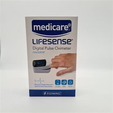 Lifesense Digital Pulse Oximeter - Fingertip