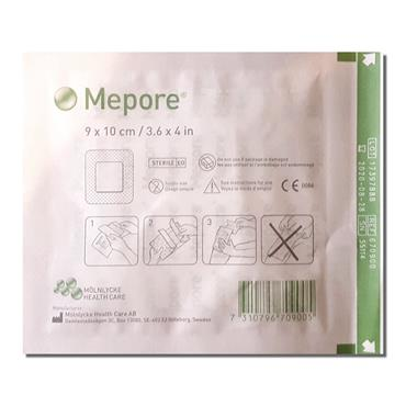 Mepore Adhesive Surgical Dressing 9cmx10cm