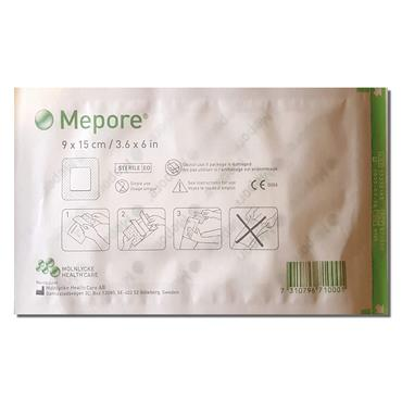 Mepore Adhesive Surgical Dressing 9cmx15cm