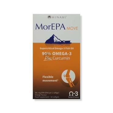 MorEPA Move 90% Omega 3 & Curcumin