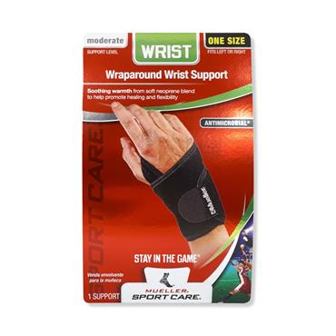 Mueller Sport Care Wraparound Wrist Support