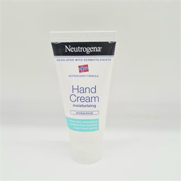 Neutrogena Antibacterial Moisturising Hand Cream