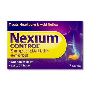 Nexium Control 20Mg Gast Res Tablets