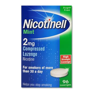 Nicotinell Lozenge 2Mg 96 Pack