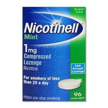 Nicotinell Lozenge 1Mg 96S