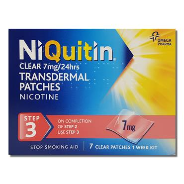Niquitincq Niquitin Clear Step3 7Days 06