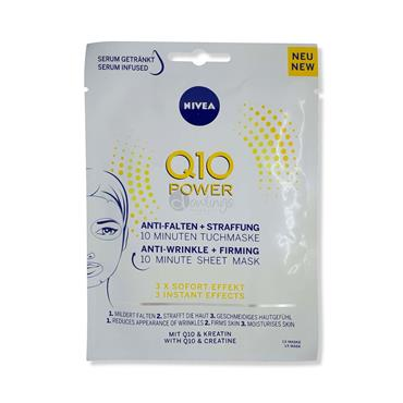 Nivea Q10 Power - 10 Minute Sheet Mask