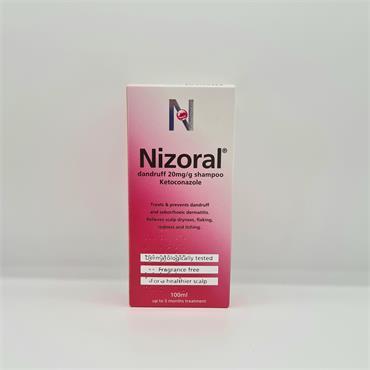 Nizoral Dandruff Shampoo - 100ml