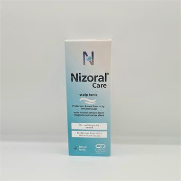 Nizoral Care Scalp Tonic - 100ml