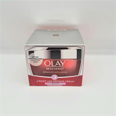 Olay Regenerist Age Defying Night Cream - 50ml
