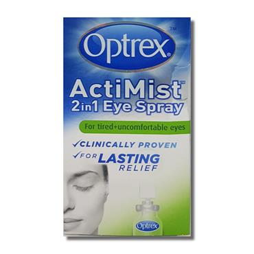Optrex Acti Mist Eye Spray 10Ml