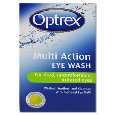 Optrex Eye Wash 100Ml