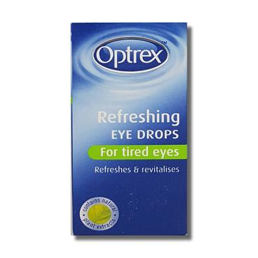 Optrex Eye Drops Refreshing 10Ml