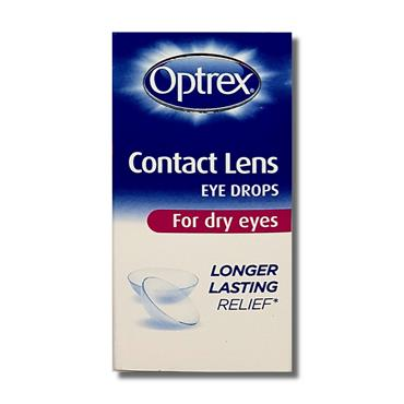 Optrex Contact Lens For Dry Eyes