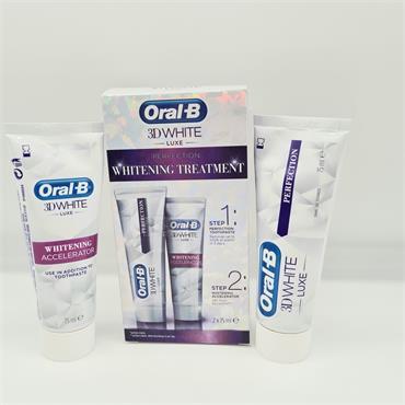 Oral B 3D White Whitening Treatment
