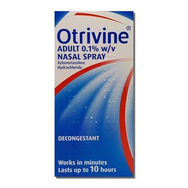 Otrivine Adult Spray 10Ml
