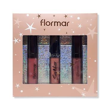 flormar Trio of Lip Gloss