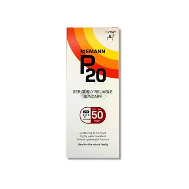 P20 SPF 50 High