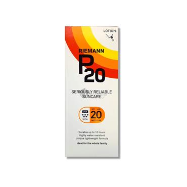 P20 SPF 20 Once A Day Protection 200ml